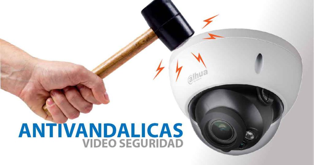 Proteccion CCTV_AntivandalicoCCTV Video seguridad