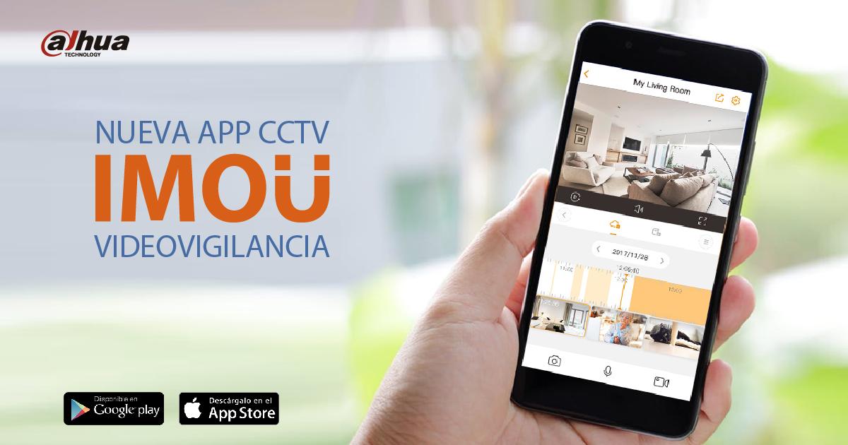 Imou App. nueva app Dahua