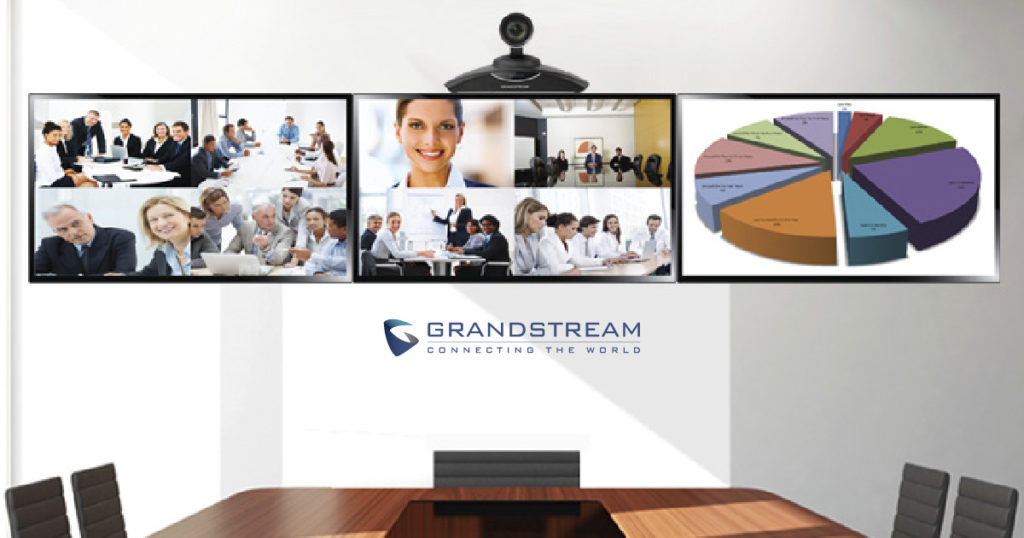 IPVideoTalk Grandstream Videoconferencia