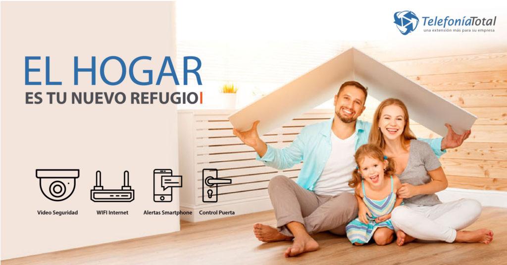 El hogar es tu refugio_Facebook link