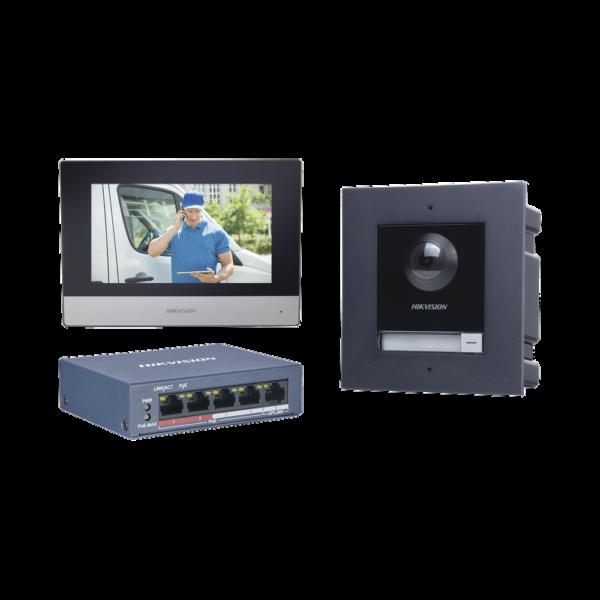 DSKIS601-V2-LITE Kit video portero IP