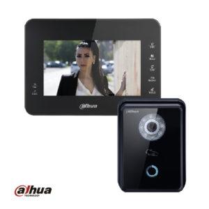 Kit videoportero IP app smartphone
