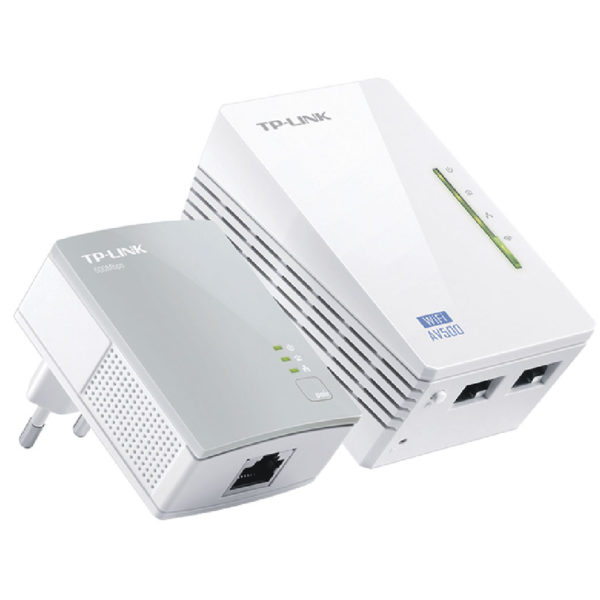 TL-WPA4220KIT Kit Adaptador PowerLine inalambrico
