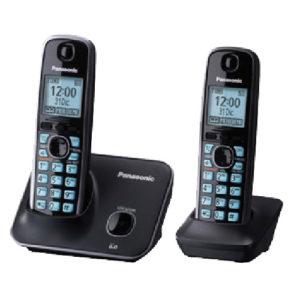 KX-TG4112MEB Telefono inalambrico altavoz mas extension