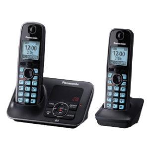 KX-TG4132MEB Telefono inalambrico altavoz y contestadora