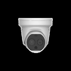Camara domo IP termica corporal