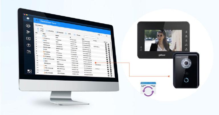 Dahua Videoportero IP Firmware 2020_Actualiza