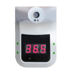 K3 Termometro infrarrojo pared