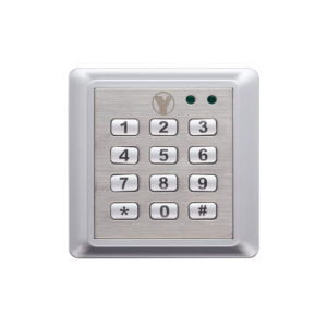 Teclados control acceso
