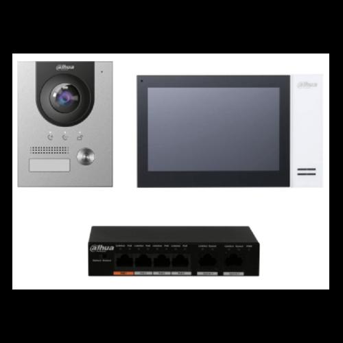 Kit videoportero IP antivandalico