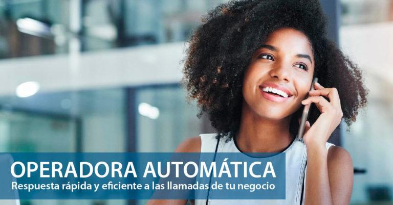 Operadora Automatica DISA_Fb