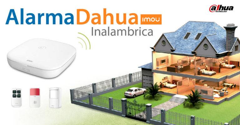 Panal Alarma IMOU Dahua_Fb