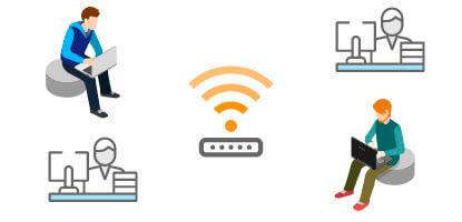 WiFi Empresarial_WiFi Empresarial