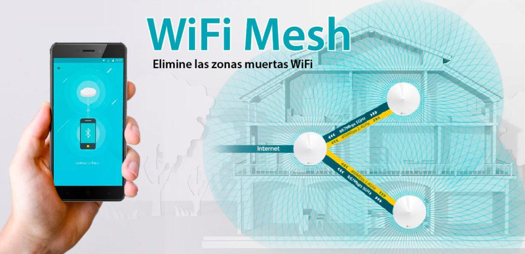 WiFi Mesh Tplink