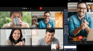 videoconferencia web fácil de usar