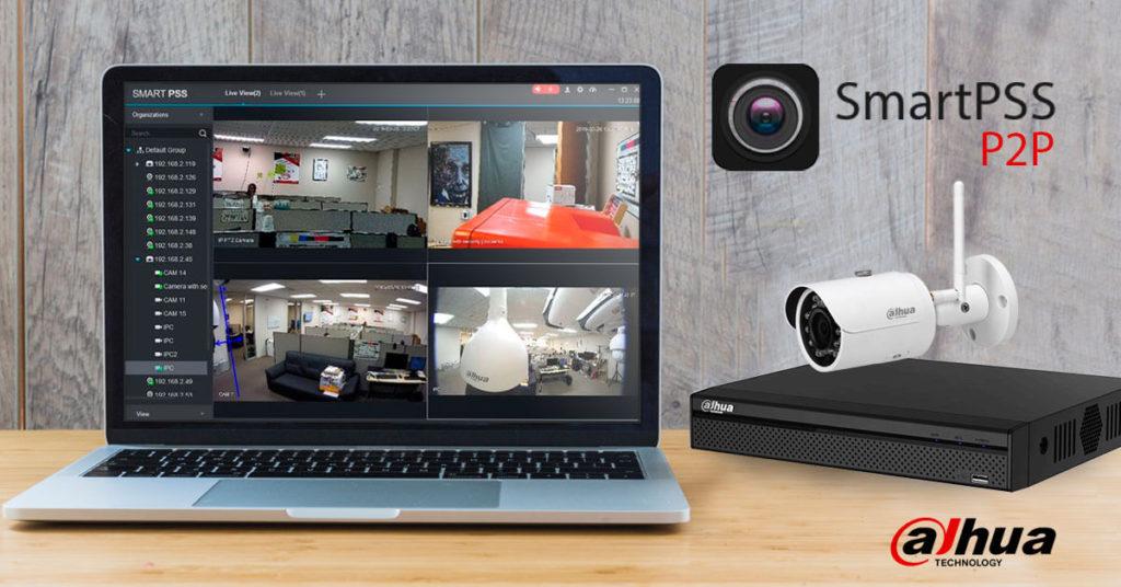 DVR Dahua P2P SmartPSS ConfiguracionDVR P2P